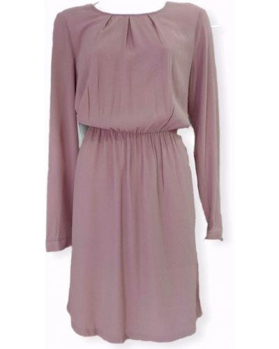 Sukienka - różowa Minimum