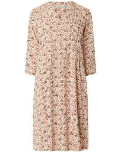 Sukienka z wiskozy Fransa