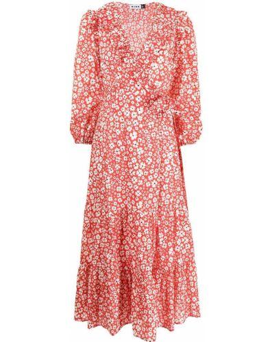Sukienka długa bawełniana Rixo
