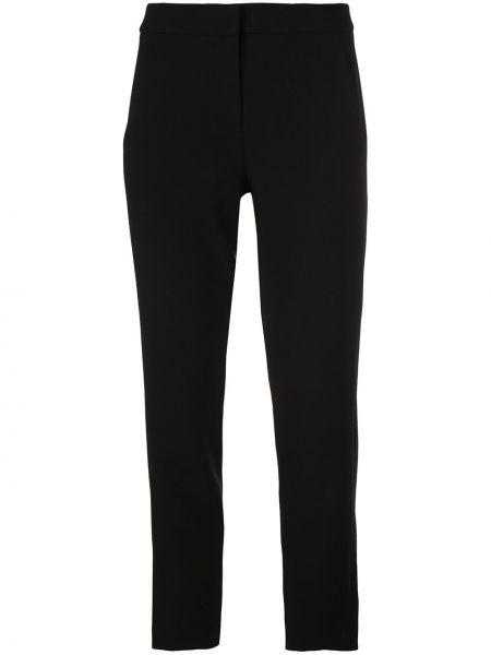 Укороченные брюки зауженные с карманами Tibi