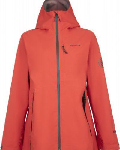 Оранжевая куртка на молнии с капюшоном Outventure