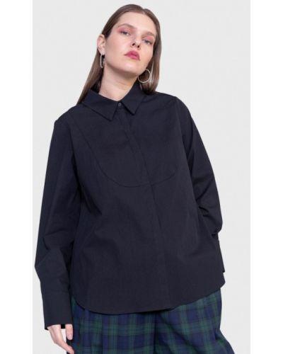 Рубашка - черная W&b