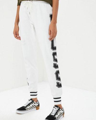 Белые спортивные брюки Alcott