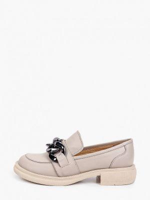 Бежевые турецкие туфли Grand Style