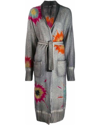 Длинное пальто с капюшоном Avant Toi
