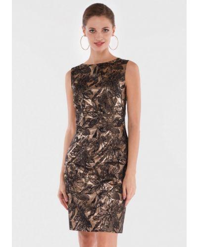 Вечернее платье - золотое Valkiria