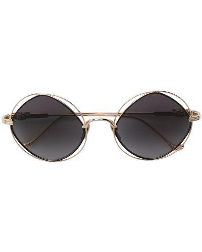 Солнцезащитные очки титановые для зрения Chrome Hearts