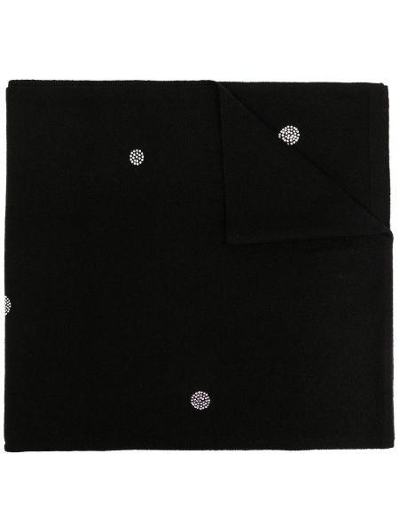 Кашемировый шарф - черный Max & Moi