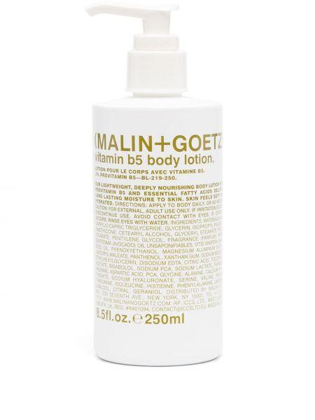 Biały body z printem Malin+goetz
