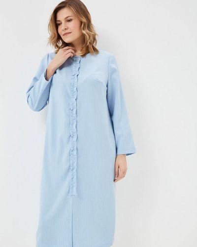 Повседневное платье осеннее Tutto Bene Plus