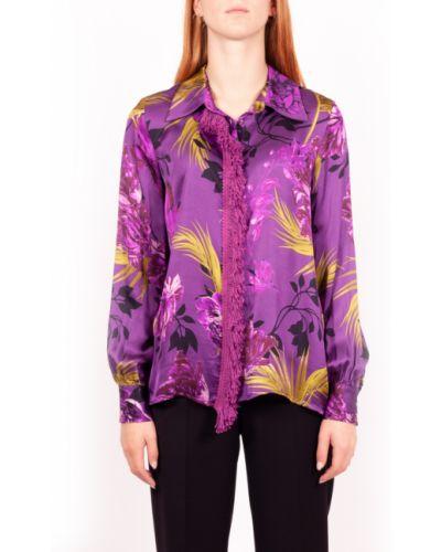 Koszula - fioletowa Motel