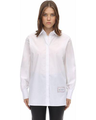 Классическая рубашка под запонки без воротника Karl Lagerfeld