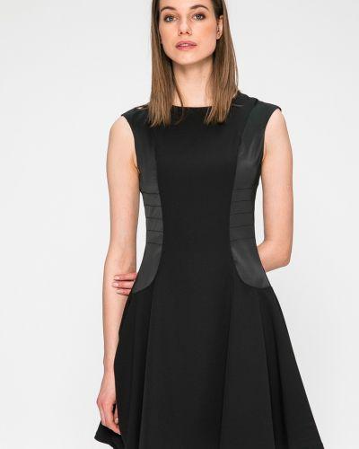 Платье мини с вырезом расклешенное Marciano Guess