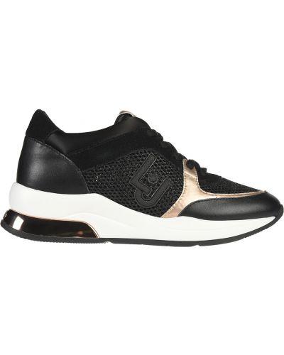 Кроссовки черные Liu Jo
