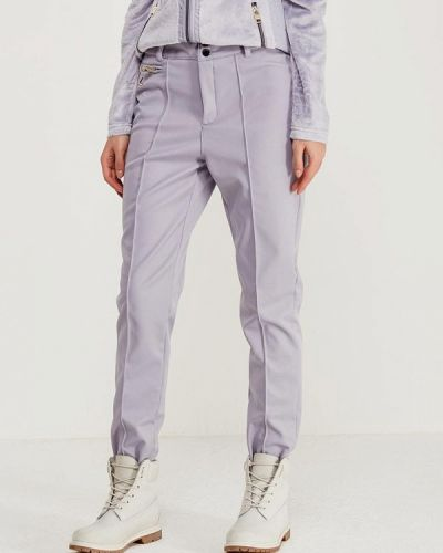 Утепленные брюки льняные Luhta