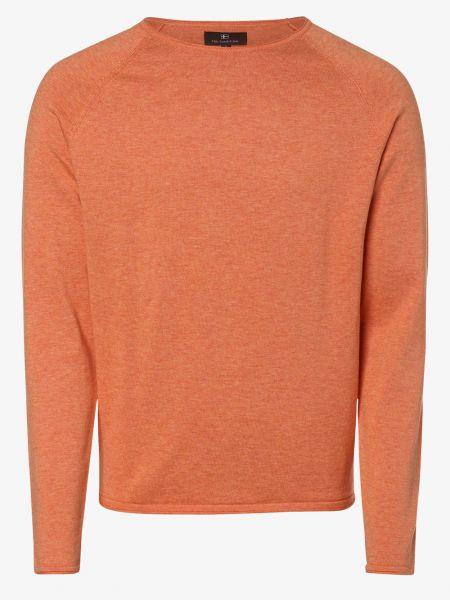Pomarańczowy sweter Nils Sundström