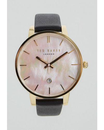 Часы черные весенний Ted Baker London
