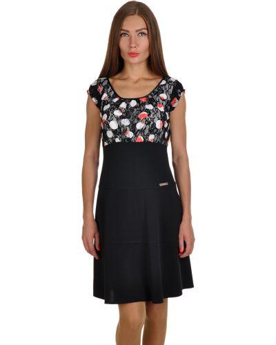 Платье - черное Elisa Landri