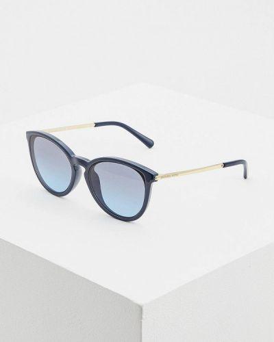 Солнцезащитные очки круглые Michael Kors