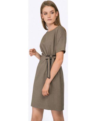 Платье мини осеннее Emka