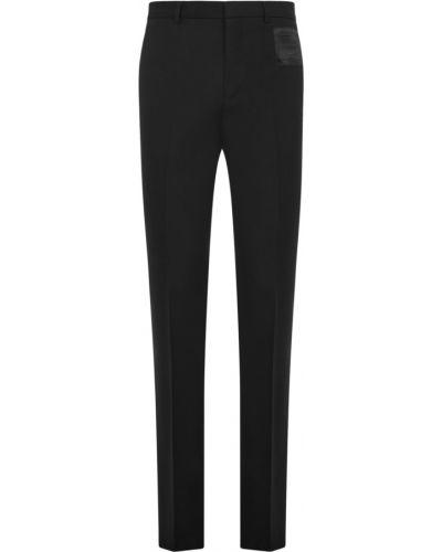 Spodnie eleganckie - czarne Givenchy