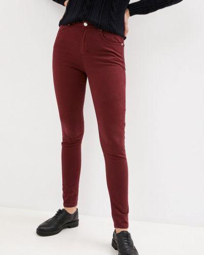 Повседневные бордовые брюки Jimmy Sanders
