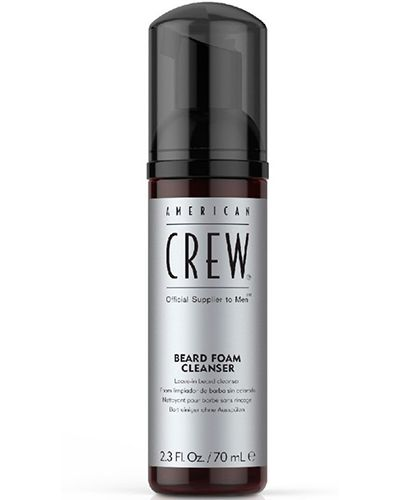 Пенка для умывания лица очищающая с запахом American Crew