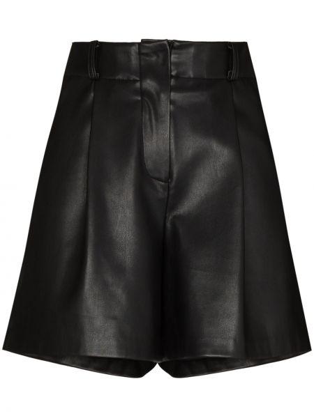 Черные шорты Frankie Shop