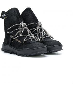 Черные ботинки Cinzia Araia Kids