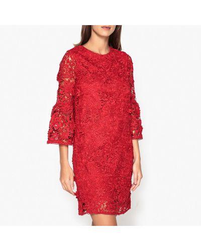 Платье с длинными рукавами прямое Essentiel Antwerp