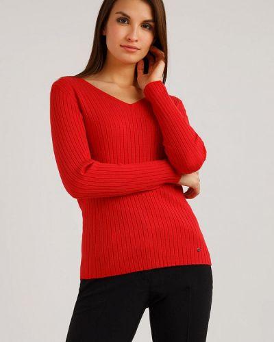 Красный пуловер Finn Flare