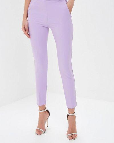 Фиолетовые брюки Miss Miss By Valentina