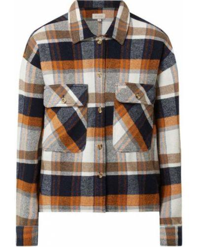 Brązowa kurtka bawełniana Brixton