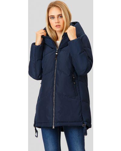 Утепленная куртка пуховая с перьями Finn Flare