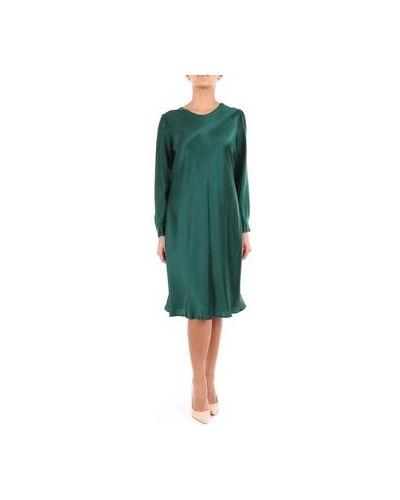 Zielona sukienka mini Weill