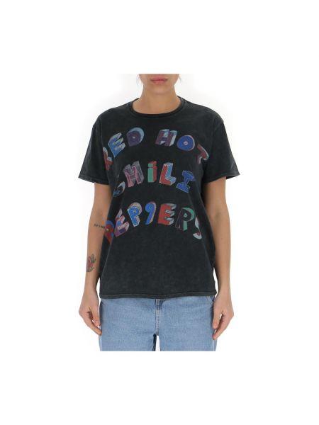Czarna t-shirt R13
