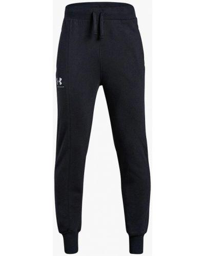 Черные брюки спортивные Under Armour