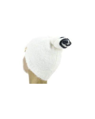 Белая шапка Patrizia Pepe