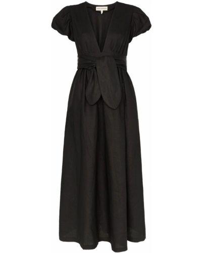 Платье миди с поясом с бантом Mara Hoffman