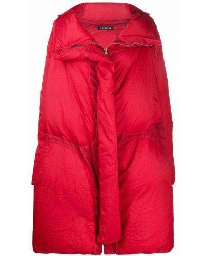 Куртка оверсайз - красная Rundholz