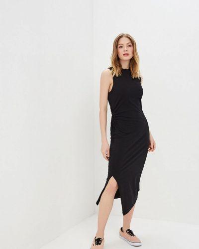 Платье прямое черное Cheap Monday