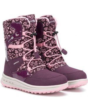 Buty śnieżne Geox Kids