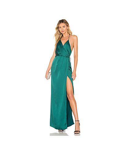 Вечернее платье на пуговицах на молнии Nbd
