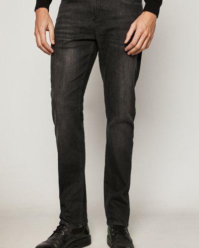 Хлопковые черные джинсы с карманами Medicine