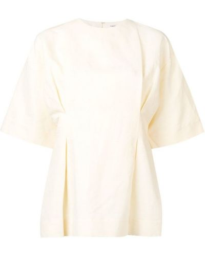 Блузка прямая спущенная Toteme