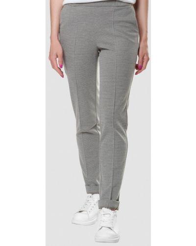Серые прямые брюки Arber