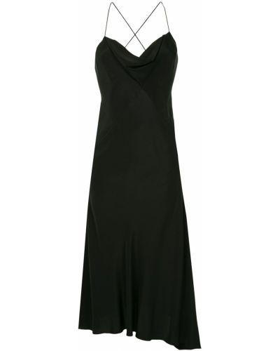 Платье с открытой спиной на бретелях Kitx