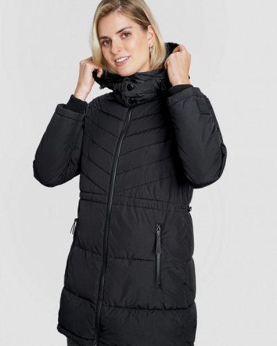 Утепленная куртка - черная O'stin