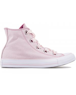 Kozaki - różowe Converse