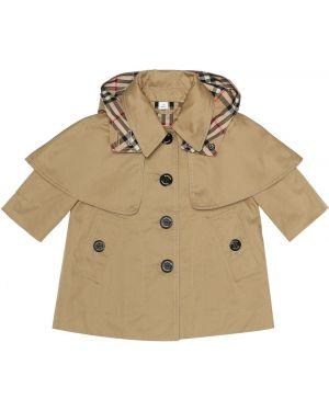 Klasyczny płaszcz trencz Burberry Kids